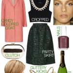 Holiday Party Uniform | Cupcakes & Cashmere