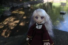 Azone doll: Lil'Fairy at the park By Mes Crazy Experiences