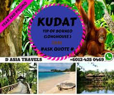 #KudatTour #KudatPackages #KudatMuslimPackages   Experience Kudat and discover the best place and time to visit   Marvel at the mesmerizing seaside scenery  feel the wind in your hair and gaze out lazily onto the endless horizon of the Borneo coastline. Beside that,the sunrise and sunset is the most beautiful scenery you can enjoy at this place