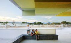 Galeria - Centro Educativo em Consell / Ripolltizon - 7