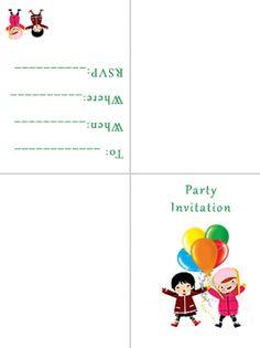Birthday Cards Boy Balloons