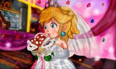 Super Mario Odyssey Peach Maried Fanart 2017 by Amanomoon on DeviantArt Nintendo Characters, Video Game Characters, Mario Kart, E3 2017, Mario All Stars, Nintendo Princess, Princess Daisy, Fandoms Unite, Super Mario Bros