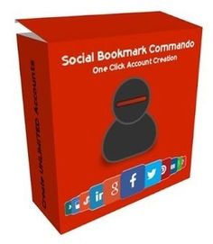 "[GIVEAWAY] Social Bookmark Commando [One Click Account Creation]    ""What If You Could Have Your Own Version Of Onlywire But With UNLIMITED Accounts On Every Site For A ONE TIME Cost!""    …And What If These Accounts Could Be Bulk Created In Just ONE CLICK!…BUT, Not Only That!…What If Every Time You Made A Post To 1000's Of Bookmark Accounts It posted from Random accounts and in random Amounts Every Time!     When Everyone Else Is Using Onlywire…This Tool Will Give You A Massive Advantage…"