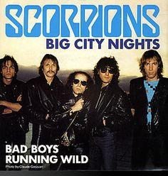 scorpions band album