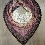 Discover Art inspiration, ideas, styles - Her Crochet Crochet Poncho Patterns, Crochet Shawl, Knitting Patterns, Textiles, Pattern Making, Unique Gifts, Handmade, Inspiration, Accessories