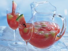 Watermelon Lemonade...maybe?