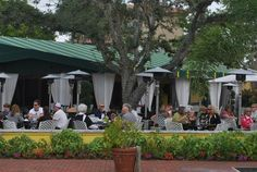 Handsome Harry's Third Street Bistro Naples, FL. A Must Do dining spot! Live music & dancing under the stars most evenings :)