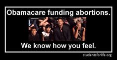 Obamacare, pro-life