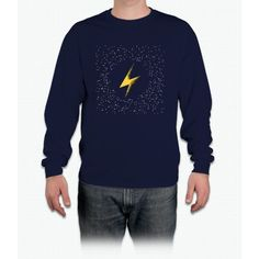 Electric Harry Potter Long Sleeve T-Shirt