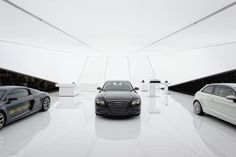 Audi CES booth 2011