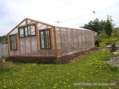 If you have space in your garden, it might do you well to build a greenhouse on it. And today, we are going to help you do just that with this step-by-step tutorial that we found over at USA Gardening....