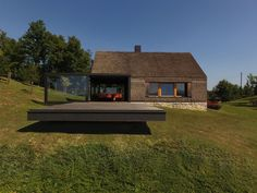 Cottage in Paglia e Legno. La riscoperta della tradizione in Croazia | LegnoOnWeb