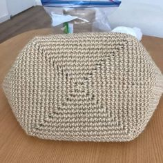 Best 11 Handmade crochet bag from rope will be the best accessory or a gift for you or your friend! Perfect for using – SkillOfKing. Crochet Diy, Love Crochet, Crochet Gifts, Crochet Clutch, Crochet Handbags, Crochet Purses, Crochet Bags, Bandana, Diy Bags Purses