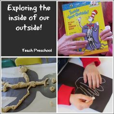 Exploring the inside of our outside by Teach Preschool