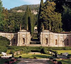 Villa d'Este, Lago di Como one of the most beautiful places I have visited Italian Garden, Italian Villa, Italian Summer, George Clooney, Lake Como Villas, Lake Villa, Toscana, Stunning View, Wanderlust Travel