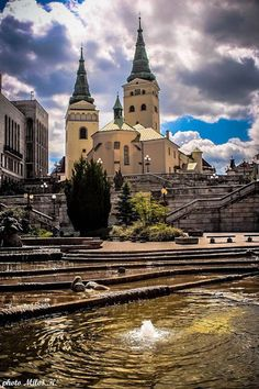 Google+Žilina Heart Of Europe, Czech Republic, Temples, Hungary, Barcelona Cathedral, Places To Travel, Poland, Castles, Places Ive Been