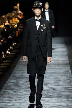 Dior Homme F/W 15 Men's Show (Dior Homme)