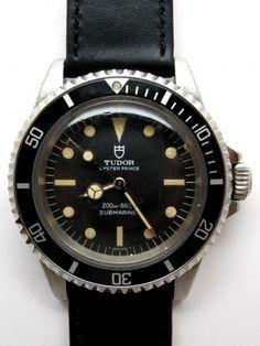 8e02880a550 Tudor Submariner No-Date ref. 7016 0 circa 1969