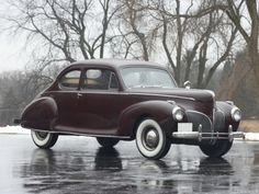 Lincoln Zephyr Club Coupe