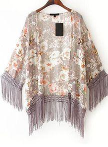 Kimonos, Fashion Kimonos Online Sale   Romwe