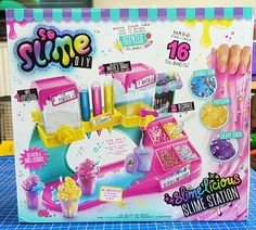 Grace's Gift guide for little ones. - Life With The Buxtons Chocolate Slime, Memorial Day Foods, Straw Decorations, Baby Doll Nursery, Happy Birthday Girls, Grape Soda, Strawberry Milk, Magazines For Kids, Slime Recipe