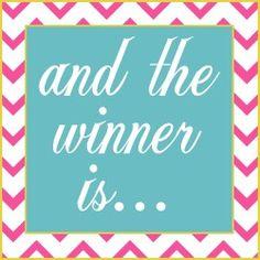 and the winner is...you!  www.trishasmith.jamberrynails.net  trishaeverhartsmith@gmail.com