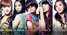 4MINUTE ♥ ♫