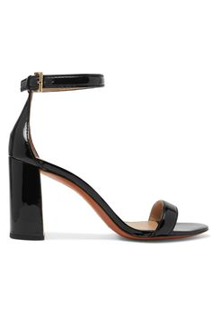 Shop on-sale Tory Burch Cecile patent-leather sandals. Browse other discount designer Sandals & more on The Most Fashionable Fashion Outlet, THE OUTNET.COM