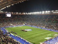 On a vu France-Allemagne au Stade de France pour vérifier que Lara ne connaissait rien au foot