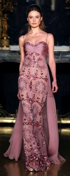 "Zuhair Murad (^.^) Thanks, Pinterest Pinners, for stopping by, viewing, re-pinning, & following my boards. Have a beautiful day! ❁❁❁ and""Feel free to share on Pinterest ^..^ #fashionupdates #fashionandclothingblog *•.¸♡¸.•**•.¸"