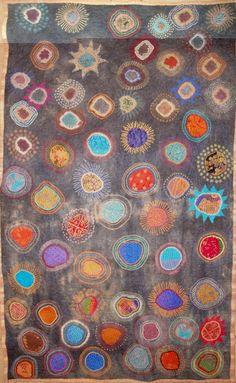 Traveller's Blanket, Dijanne Cevaal