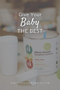 If you've been following me on social media or even my blog, you should know that I love natural products. I love making sure I'm giving my kids the absolute best. When my daughter was younger, I was clueless. I had no idea what I was doing and I sure wish Else Nutrition was a thing then. Toddler Nutrition, Complete Nutrition, First Ever, I Am Done, Love Natural, Clueless, Corn Syrup, Kids Meals, Plant Based