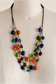 Cocoa Beach Necklace | Indonesia | shopgofish.com