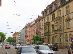 Straße in #Karlsruhe