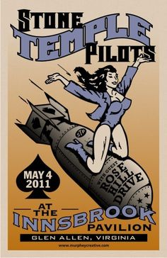 Stone Temple Pilots saw this show  /w my best friend mannie cameron... one of many...tc