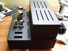 Przedwzmacniacze i wzmacniacze DIY - wariacje na temat - Audiomaniacy