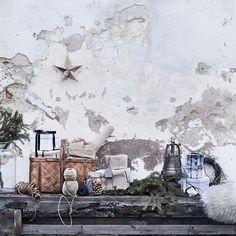 La maison d'Anna G. / Natural Christmas inspiration  // #Architecture, #Design, #HomeDecor, #InteriorDesign, #Style