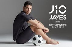 James for Bronzini Black James Rodriguez Colombia, James Rodrigues, Soccer Guys, Soccer Players, James 10, Textiles Y Moda, Equipe Real Madrid, Best Football Team, Fine Men