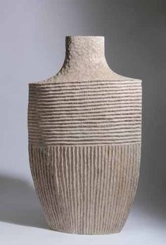 Malcolm Martin and Gaynor Dowling - sculpture and applied art - Works 2012 click the image or link for more info. Hand Built Pottery, Slab Pottery, Pottery Vase, Ceramic Pottery, Thrown Pottery, Ceramic Pots, Ceramic Clay, Keramik Design, Clay Vase