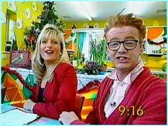 If you were a British child getting ready for Primary/Secondary school, or a Hungover uni student, then this was the show to watch he he :)