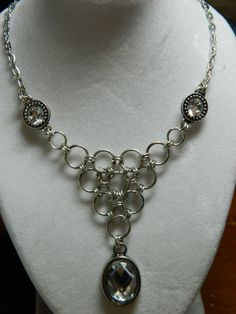 Chain Maille neclace