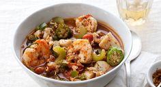 Spicy Cajun Seafood Gumbo