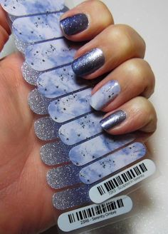 Serenity Ombre and Sculpted in Serenity. Follow me on Facebook https://www.facebook.com/TruNails-Jamberry-Independent-Consultant-173572122993300/ And order online at  Trunail.jamberry.com/au/en