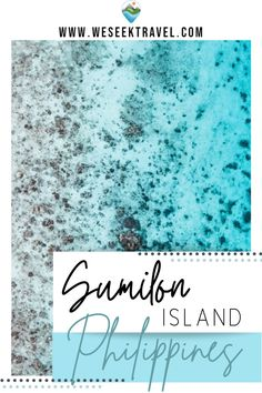 Sumilon Island is a small sandbar island located just a short boat ride around from Oslob. Sumilon Island is an epic spot for spending the day relaxing, exploring and swimming in some of the clearest water in Cebu.