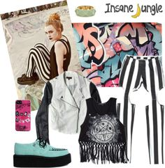 """""""Burn Book"""" by insanejungle on Polyvore"""