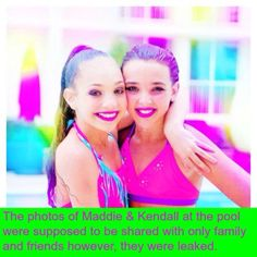 True but tbh I like the pics.it's fun to see them behind the scenes and just having fun.plus I like their swimsuits Facts About Dance, Dance Moms Facts, Dance Moms Dancers, Dance Mums, Dance Moms Quotes, Dance Moms Funny, Dance Moms Chloe, Dance Moms Girls, Dance Moms Comics
