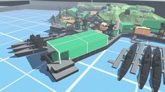 Image result for uncharted blockout levels