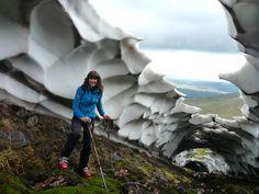 Last Winters Snow in Scotland