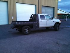 Photo: Uploaded from the Photobucket Android App. This Photo was uploaded by himarker Custom Flatbed, Custom Truck Beds, Custom Trucks, Flatbeds For Pickups, Welding Beds, Cool Websites, Pickup Trucks, Bodies, Monster Trucks