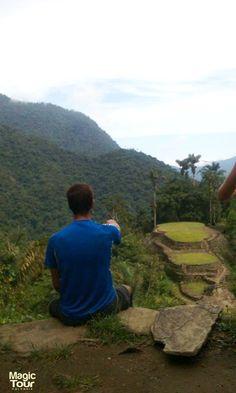 Beautiful view Lost City Trek!   #traveller  #travel #welovetravel   #landscapes   #adventure   #cultures